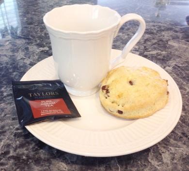 Tea Time at Cup of Tea blog