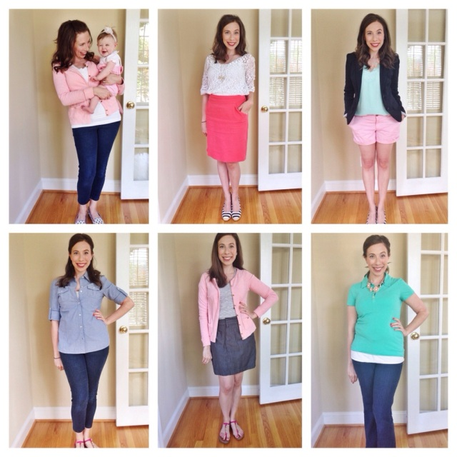 30 Outfits 30 Days Challenge | Day 7-12 | Cup of Tea blog