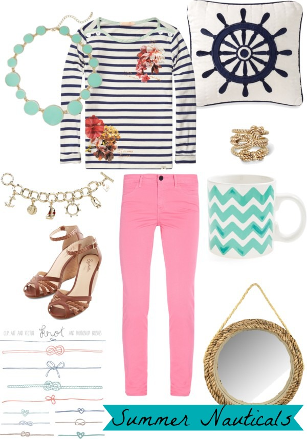 Summer Nautical Style | The Cup of Tea Blog