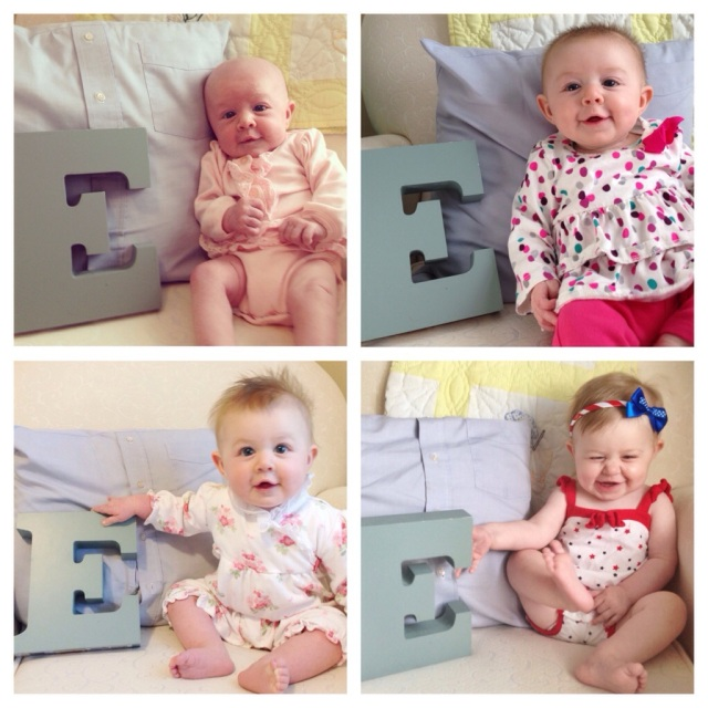 Elizabeth 1-9 Months | Cup of Tea