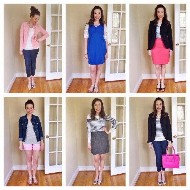 30 Outfits 30 Days Challenge- Day 25-30 Recap | Cup of Tea blog