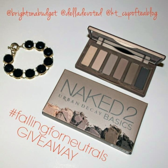 Falling for Neutrals Giveaway
