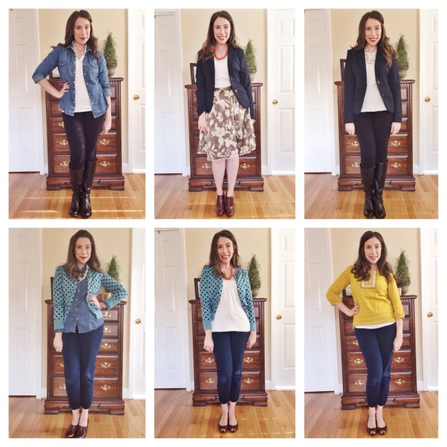 30 Outfits in 30 Days Challenge Day 25-30 with Cup of Tea